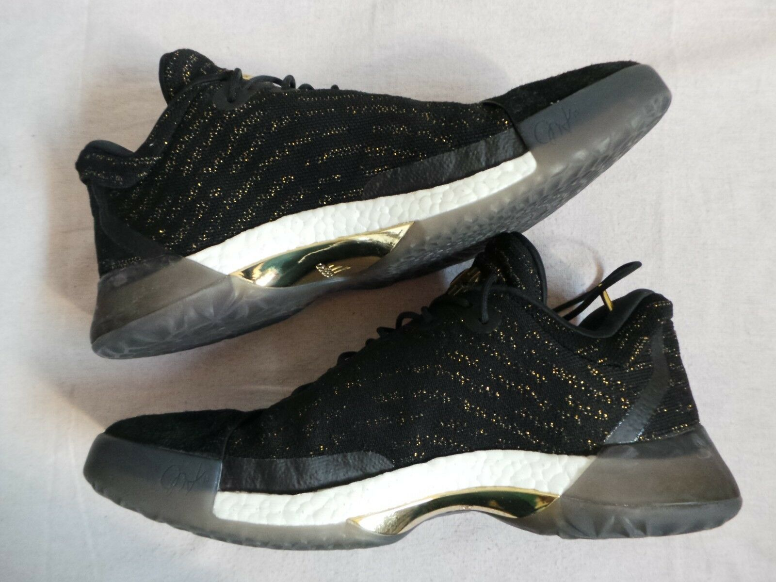 Adidas James Harden 1 1.0 1.0 1.0 I I'ma Be a Star PK Prime Knit MVP Boost sz 11.5 VNDS 027f1c
