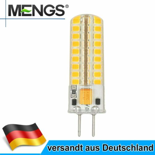 MENGS GY6.35 5W=40W LED Glühbirne AC//DC 12V 280LM Warmweiß//Kaltweiß