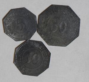 German-States-1917-24-berlin-Max-Kray-amp-Co-5-10-50-Pfennig-GE0127-combine-shi