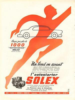 20 x 30 cm RKO Solex Carburateur Pi/èces Moteur Fran/çais Carburateur Vintage Garage M/étal//Panneau Mural M/étalique