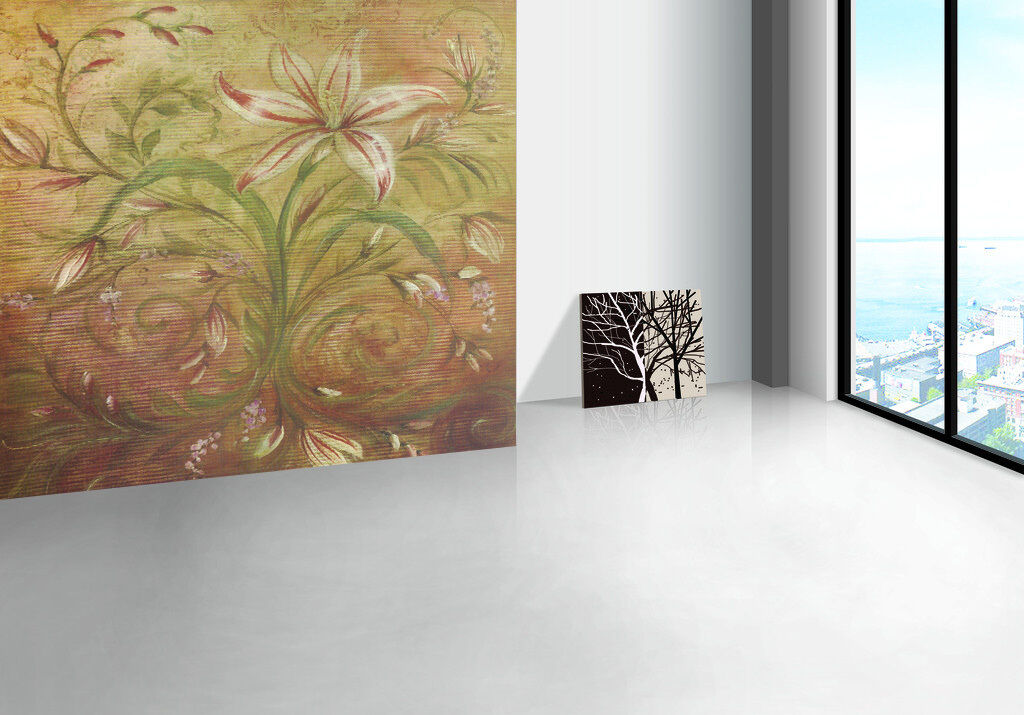 3D Pretty Fowers 1097 Wall Paper Wall Print Decal Wall Deco Wall Indoor Murals