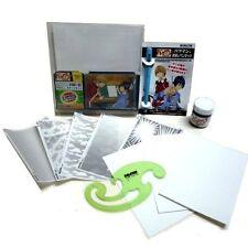 ya08548 New How to draw BAKUMAN Manga Comic Starter kit Painting-tools sets