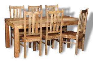 Image Is Loading DINING ROOM FURNITURE DAKOTA LIGHT 180CM TABLE