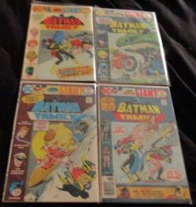 Batman Family U-PICK ONE #2,3,4 or 5 DC Bronze Age Comics