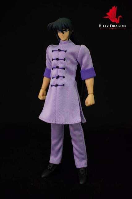 PLAIN CLOTH SHIRYU DRAGON MYTH CLOTH EX SAINT SEIYA FOR COLLECTION FIGURES