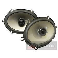 "JL AUDIO C2-570x Car Stereo 5""x7"" Coaxial Speakers C2 2-Way 100W C2570x New"
