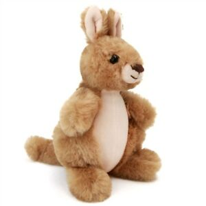 HUG-039-EMS-MINI-KANGAROO-PLUSH-SOFT-TOY-7-034-STUFFED-ANIMAL-BY-WILD-REPUBLIC-BNWT