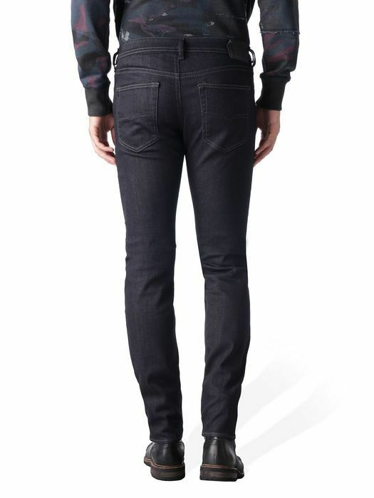 Diesel Jeans Buster Fit Tapered 0607A Regular Dark bluee Ship internationally