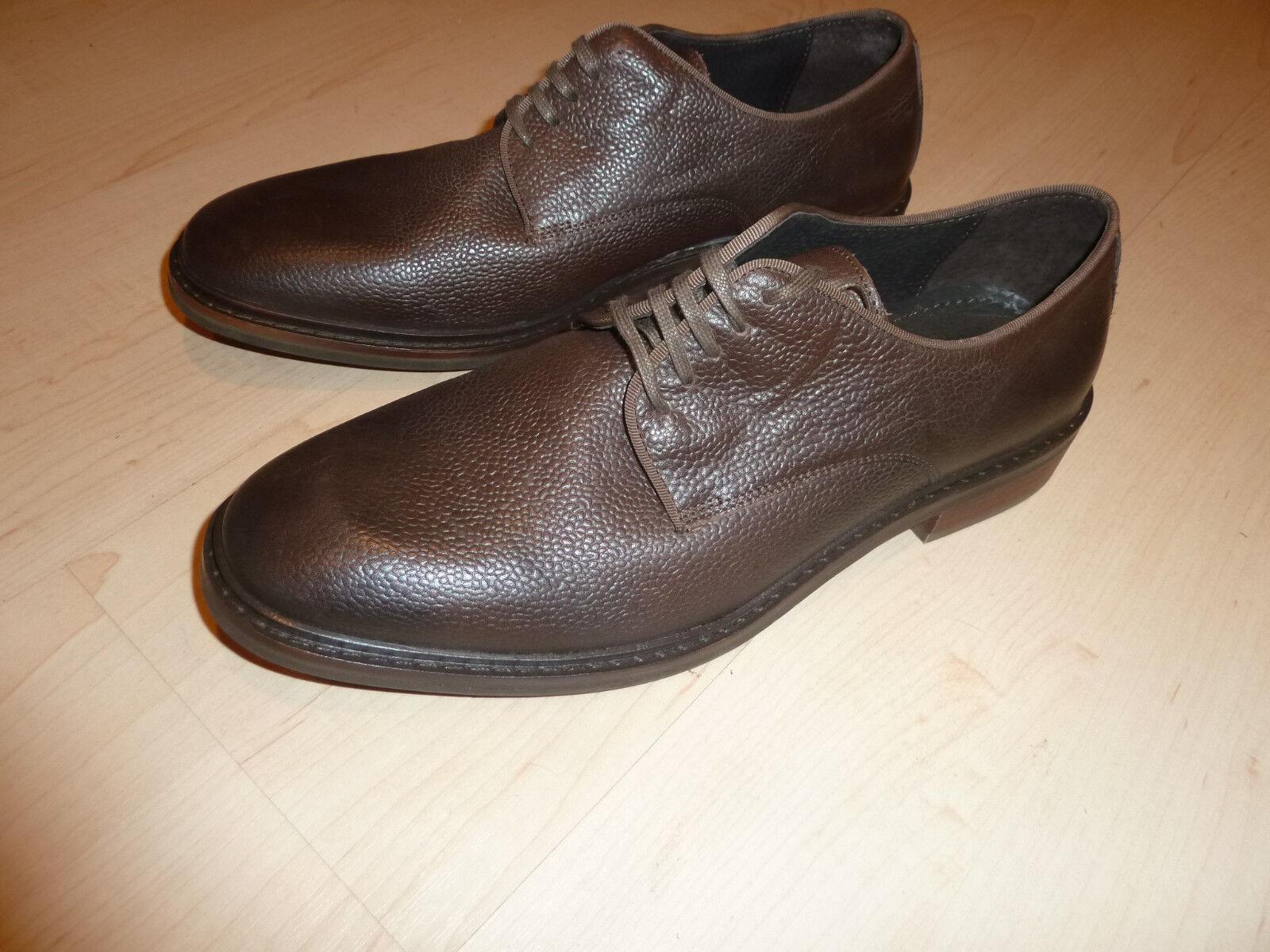 NEW  350 KENNETH COLE schuhe Portugal Sz 13 braun Leather Box