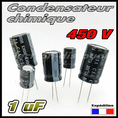10PCS 47UF 35 V 105 ° C Radial Condensateur électrolytique 5*11mm