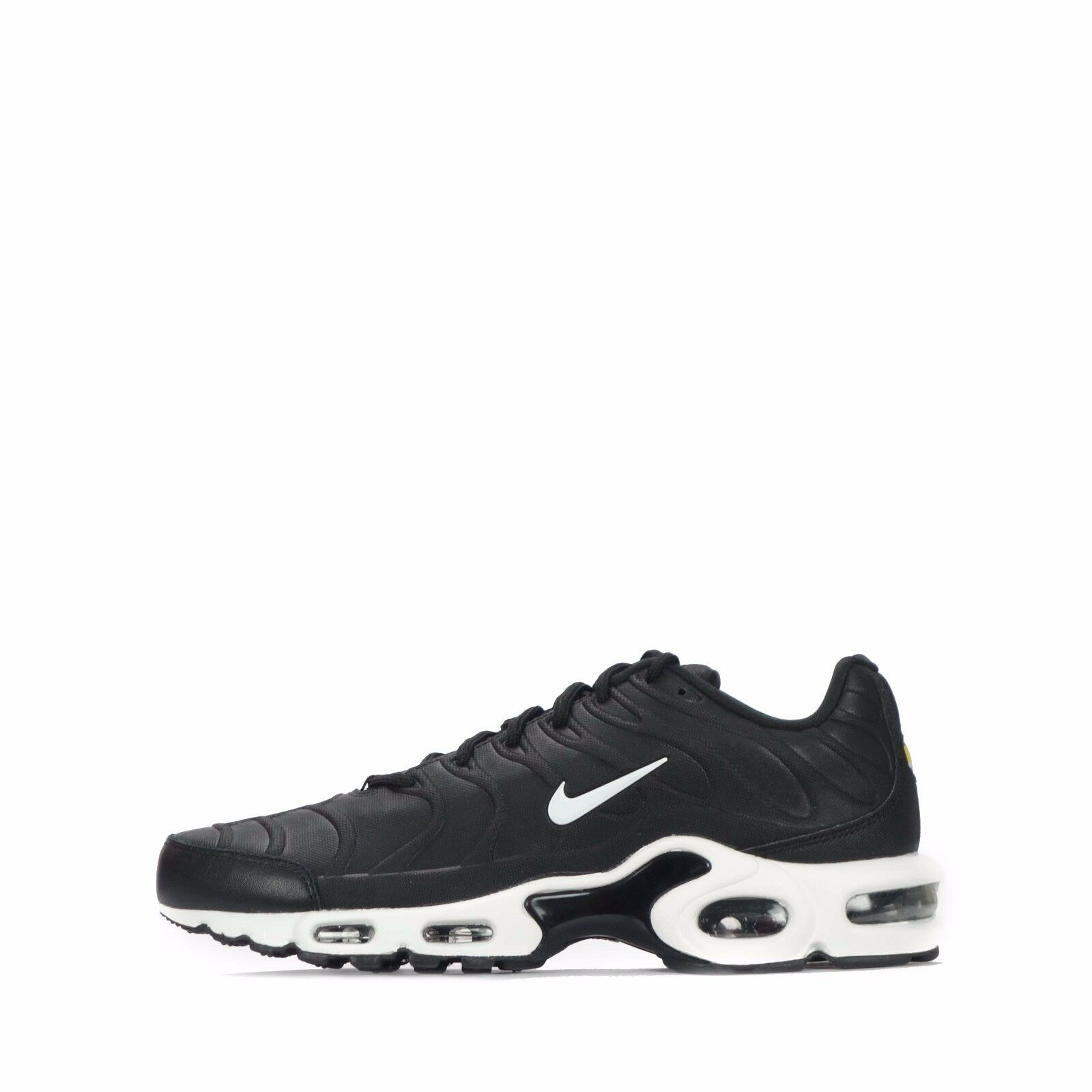 Nike Air Max Plus VT TN1 Tuned Mens Shoes in Black/White The most popular shoes for men and women