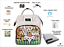 Large Waterproof Travel Nappy Backpack with Changing Mat Baby Changing Bag