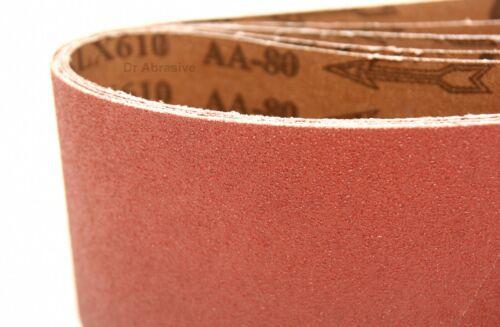 Sanding Belts 100 x 915mm DURABLE 4/'/' x 36/'/' Belt Sanders //// 40-400 GRIT ////