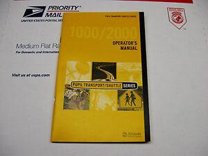 Allison 1000 transmission Manual