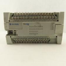 Allen Bradley 1762 L40bwa Micrologix 1200 Series C Rev H Frn11 Dc Output Io Plc