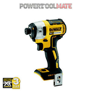 DeWalt-DCF887N-18v-Li-Ion-XR-Brushless-3-Speed-Impact-Driver-Naked-New-Dcf886n