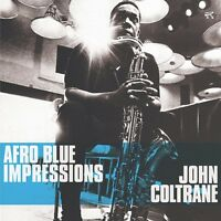 John Coltrane - Afro Blue Impressions [new Vinyl] on Sale