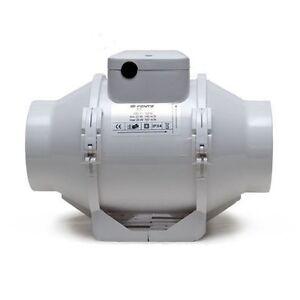Extracteur d'air Vents TT 125 Dual Fan 220/280 m³/h (125mm)