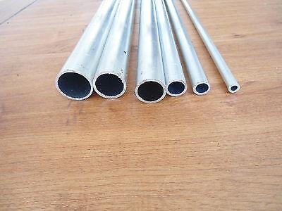 Aluminium Round Tube , Alloy ,Spacers ,Bush alluminium 6082t6 quality 400mm long