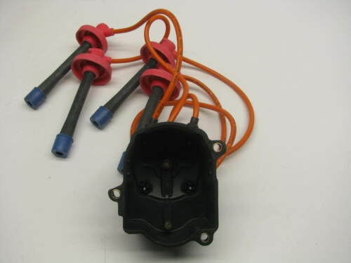 Out Of Box JH147 Ignition Distributor Cap /& Wires 1987-1991 Toyota 2.0L NEW