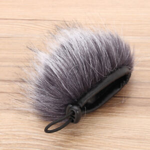 Pro-Outdoor-Dusty-Microphone-Furry-Cover-Windscreen-Windshield-Muff-For-ZOOM-H1
