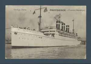 S-S-034-PROVIDENCE-034-1920-COMPAGNIE-GENERALE-de-NAVIGATION-a-VAPEUR-FABRE-LINE