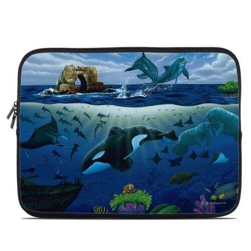 MacBooks Oceans For Youth Fits Most Laptops Zipper Sleeve Bag Cover