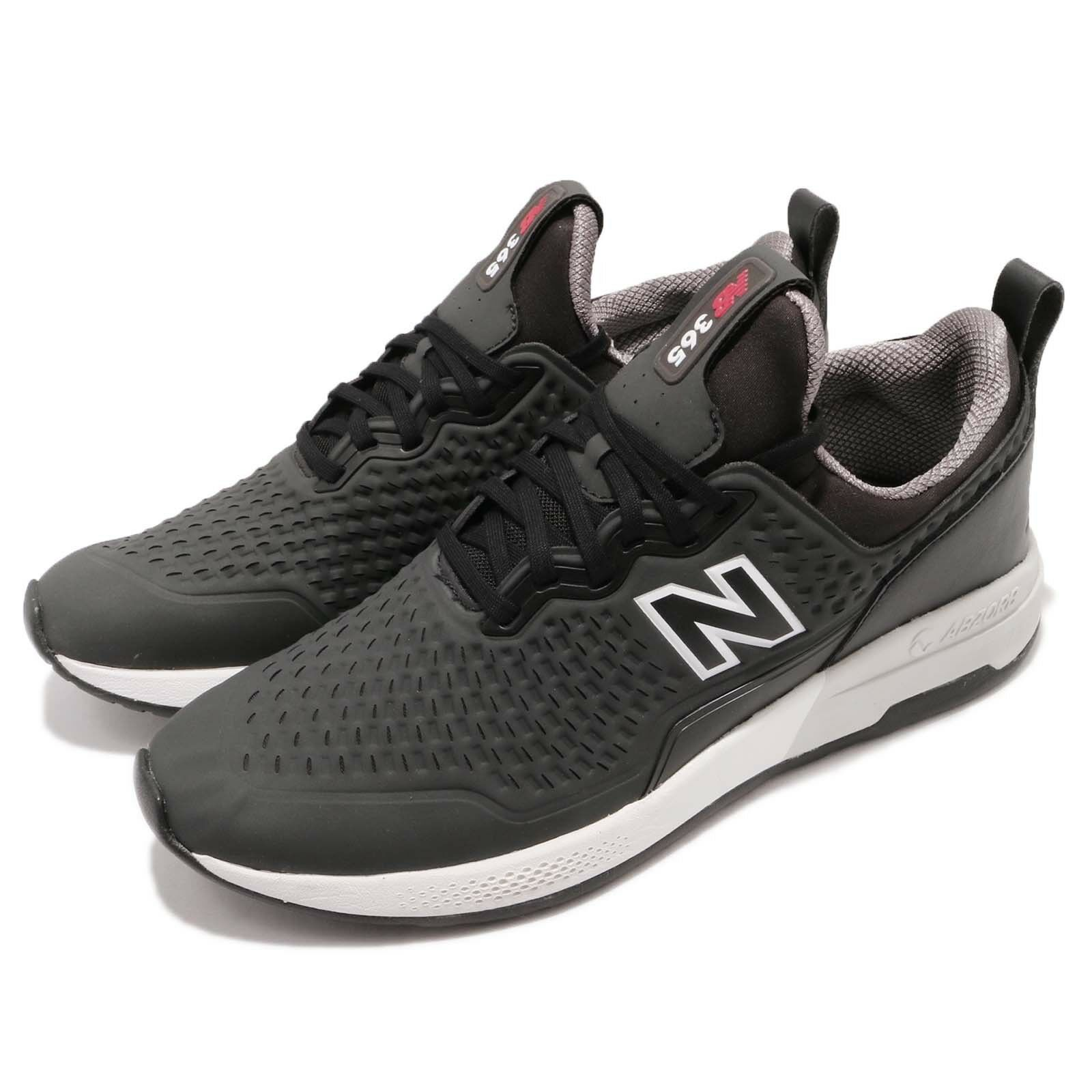 cheap for discount fc267 69b4a New Balance MS365NC D Black White Men Men Men Running Shoes Sneakers  Trainers MS365NCD 1dd700