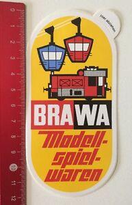 Aufkleber-Sticker-BRAWA-Modellspielwaren-040616130