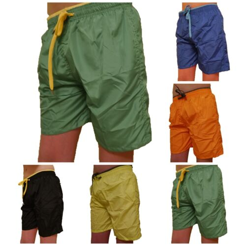 Pantaloncini Da Bagno Costume Da Bagno Spiaggia Pantaloni Bermuda Pantaloncini Breve mb50721