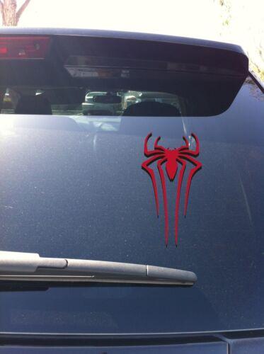 30-02 Amazing Spiderman 2 logo car Window vinyl sticker decal spidey webslinger