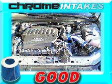 BLUE 04-08 PONTIAC GRAND PRIX GT GT1/2 GTP GXP 3.8L V6  5.3L V8 AIR INTAKE TB