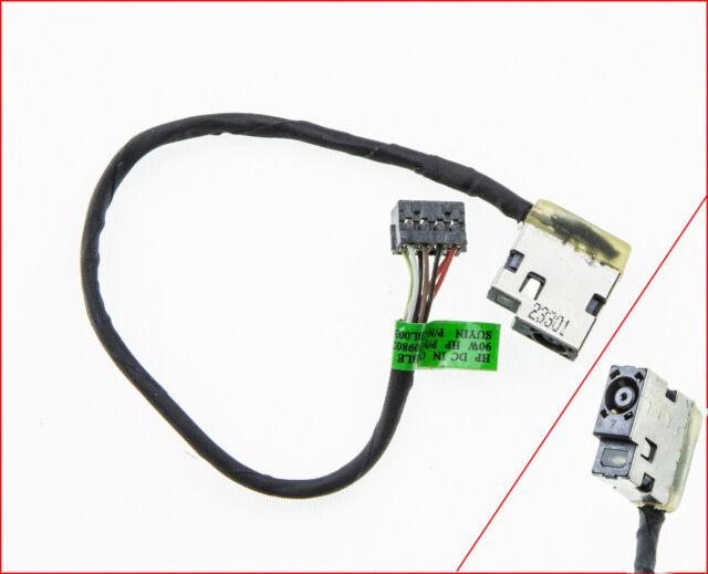 HP Pavilion 15-e029tx e028tx DC Power Jack Connector Port défectueuse 709802-yd1