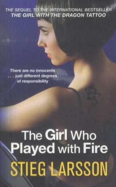 Larsson, Stieg - The Girl Who Played with Fire /4