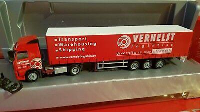 """HERPA /""""Schenker DB Logistics 76789 5167/"""" Volvo FH Gigaliner 8 1//87 TOP/&OVP"""