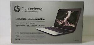 HP-Chromebook-11-v031nr-11-6-034-HD-Intel-Celeron-N3060-4GB-16GB-eMMC-New-Sealed