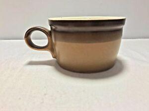 Mikasa Potters Art Ben Seibel Design Buckskin Coffee Tea Cup Mug