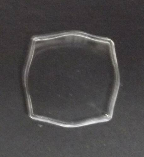 show original title Details about  /Watch glass rectangle shaped 18,5 x 18,7 x 1,8 mm-new