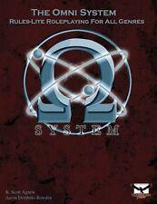 Il sistema Omni-RPG Softcover 2005-NUOVO