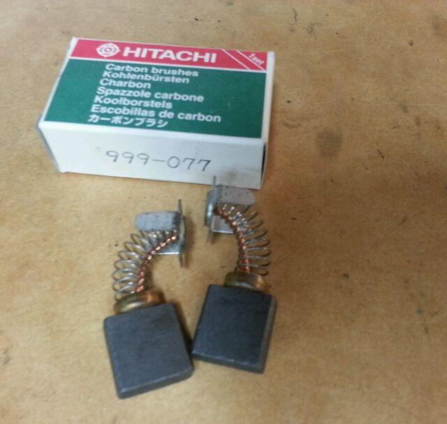 999-073 Carbon Brush Hitachi Auto stop Type