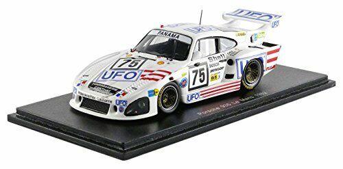 Porsche 935  75 DNF LM 1982 C. Haldi  R. Teran F. Hesnault 1 43 Model S4429  autorisation officielle