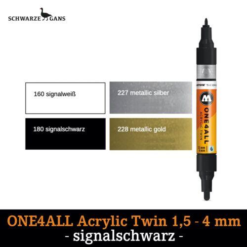 REFILL 127HS MOLOTOW ONE4ALL 127HS-EF 327HS Leinwände UV Acrylic Twin