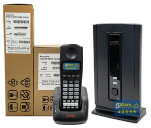 Avaya-D100-D160-SIP-DECT-Wireless-Phone-Kit-700503098-Brand-New-1-Yr-Warranty