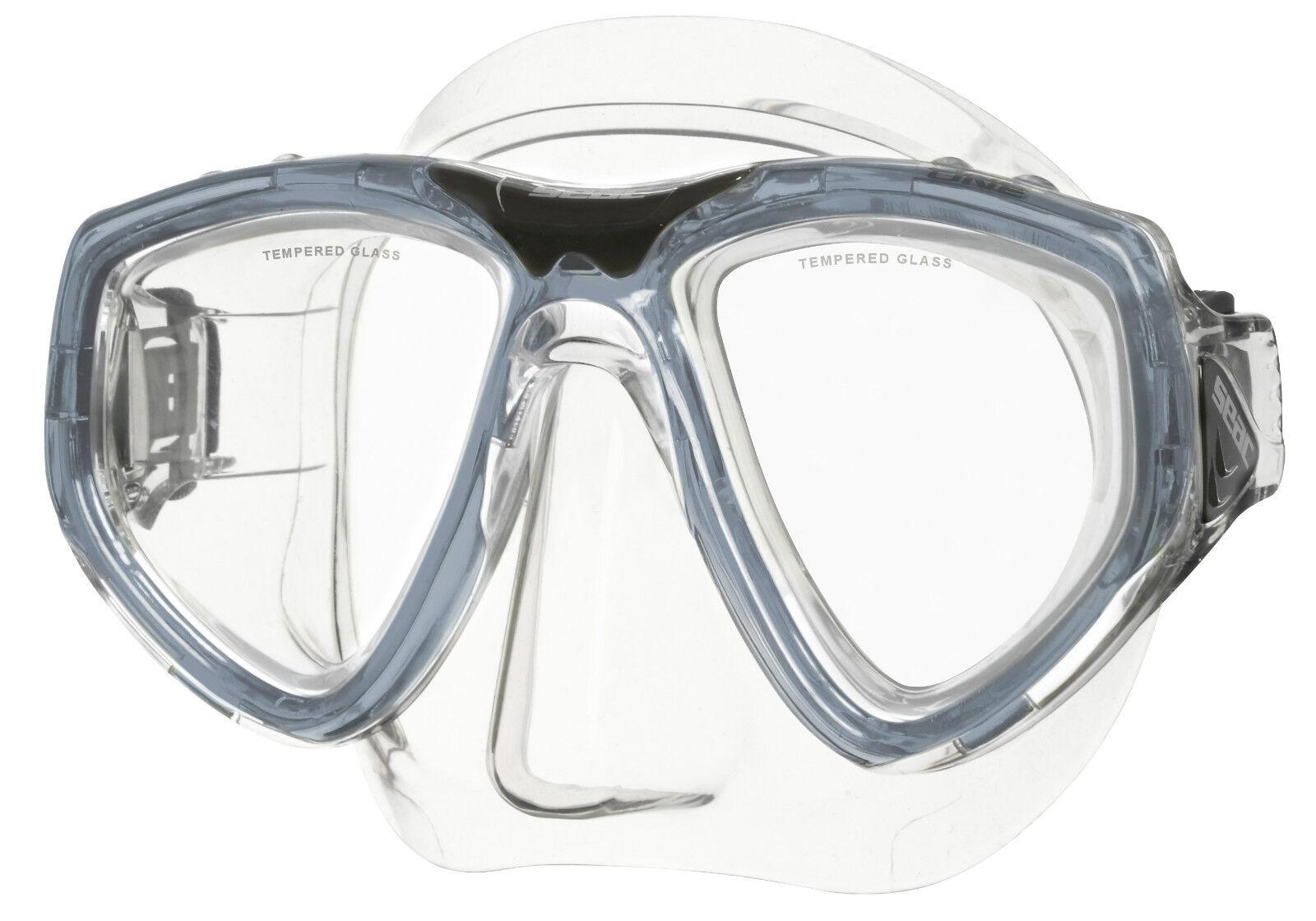 Tauchmaske ONE ONE ONE von SeacSub, Apnoe- Maske, Schnorchelmaske 50ee2c