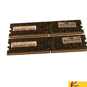 Kingston 8 GB KTH-XW667//8G FBD DIMMs 2 x 4GB For HP// Compaq Proliant DL Series