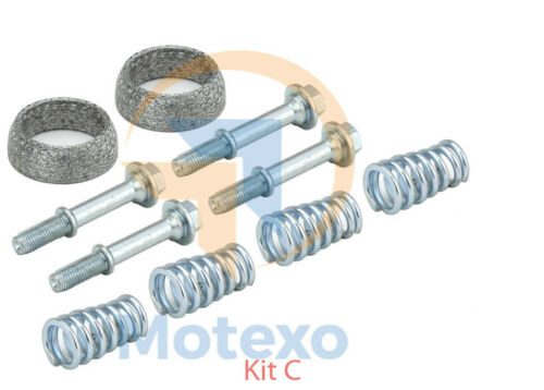 FK50575C Exhaust Fitting Kit for Connecting Pipe BM50575