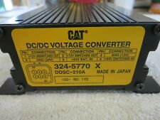 Caterpillar Dcdc Converter New 324 5770 Untested