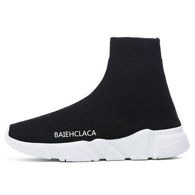 women's high top sock sneakers