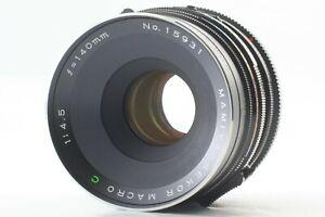 Quasi-Nuovo-Mamiya-Sekor-Macro-Lens-140mm-F-4-5-C-per-RB67-Pro-S-dal-Giappone-SD