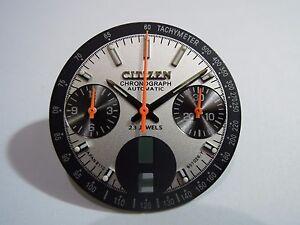 NEW-REPLACEMENT-CITIZEN-DIAL-amp-HANDS-FIT-8110-CHRONOGRAPH-034-BULLHEAD-034-MEN-039-S-WATCH
